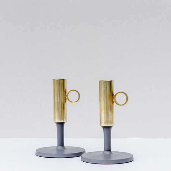 Search Light  Candle Holder